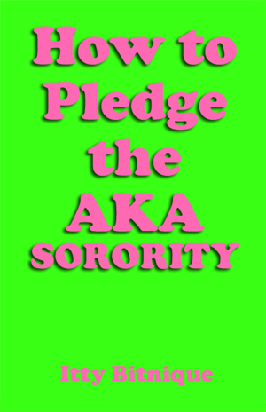 how to pledge alpha kappa alpha